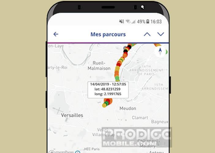 Effectuer un diagnostic de la couverture mobile de votre FAI lors de vos déplacements