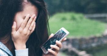Guide pour aider les personnes dont l'écran de leur smartphone est fissuré