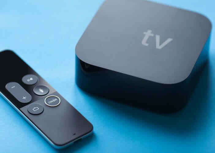 Utiliser son Apple TV pour regarder des films Netflix