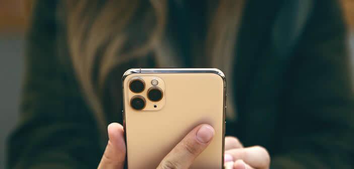 Apprendre à prendre un slofie avec la caméra frontale de l'iPhone