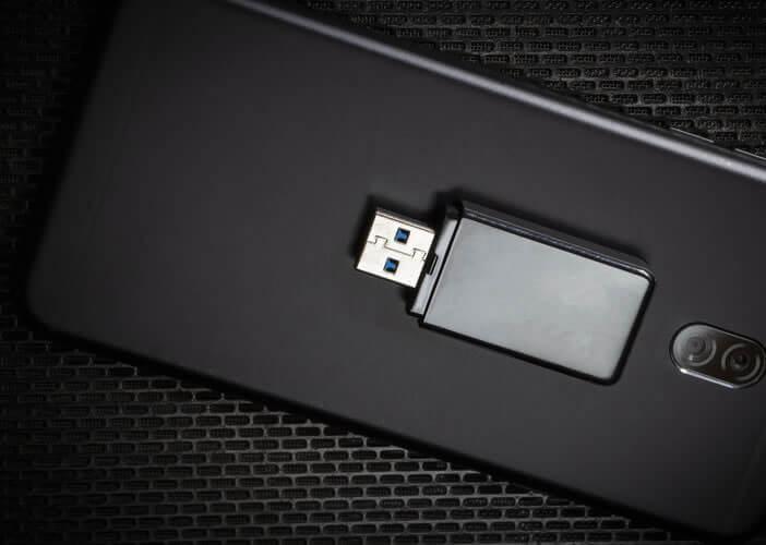 Utiliser une clé USB pour sauvegarder toutes ses données personnelles