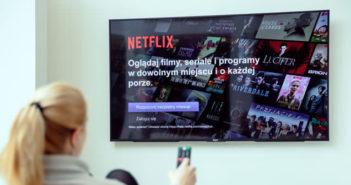 Visionner des programmes Netflix sur une télévision