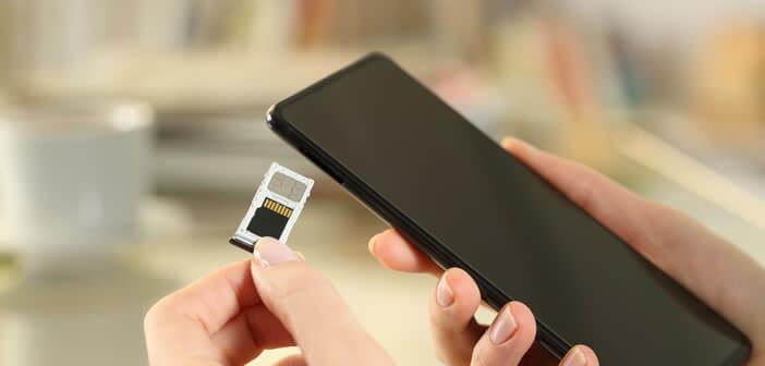 Déplacer les fichiers volumineux de votre smartphone vers une carte SD