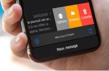 iPhone : différencier vos mails à l'aide d'un indicateur de couleur