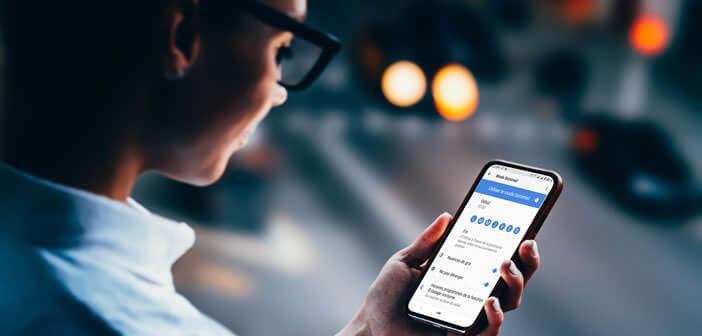 Outil pour aider les utilisateurs d'Android à trouver le sommeil