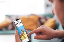 Ajouter une chanson d'Apple Music dans une story Instagram