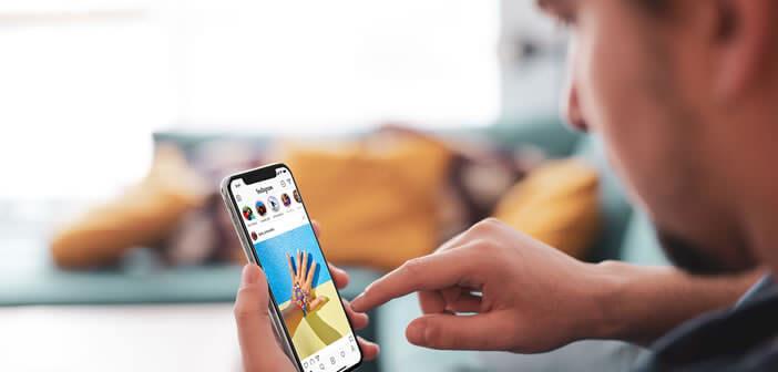 Agrémenter vos stories Instagram avec des chansons d'Apple Music