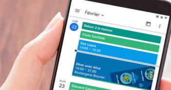 Lutter contre les campagnes de spam sur les calendriers de Google Agenda