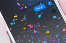 Comment envoyer des effets iMessage depuis un iPhone