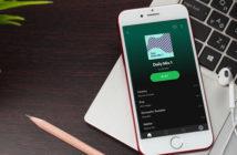 Spotify : cacher certains morceaux de vos playlists