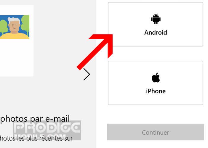 Lier votre mobile Android à votre PC grâce au logiciel Microsoft