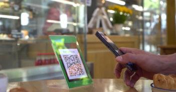 Payer vos achats avec un QR code Paypal sans aucun contact