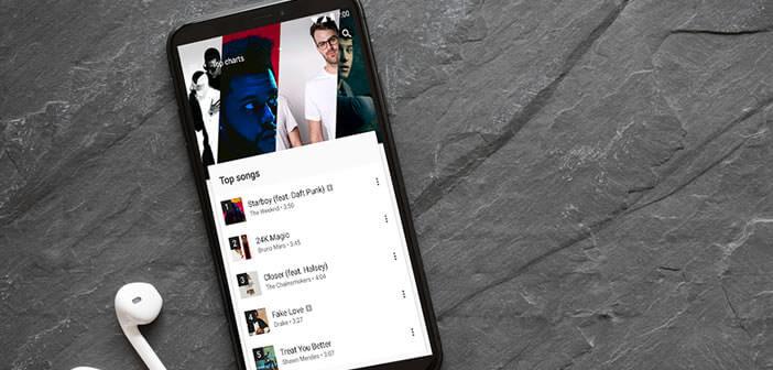 Transférer les morceaux achetés depuis l'application Play Music