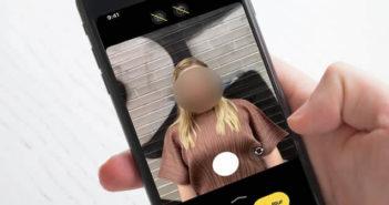 Anonymiser les images d'une vidéo prise par le capteur photo d'un smartphone