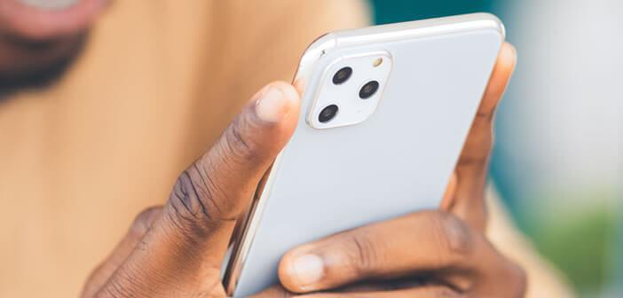 Paramétrer la fonction Back Tap de l'iPhone