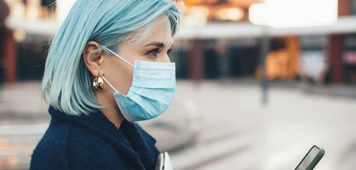 Utiliser le système de déverrouillage Face ID tout en portant un masque de protection