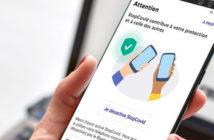 Comment configurer l'application StopCovid sur son smartphone