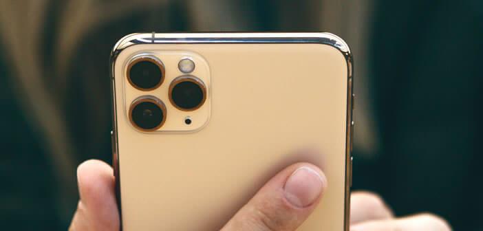 Prioriser les mises à jour d'applications sur un iPhone