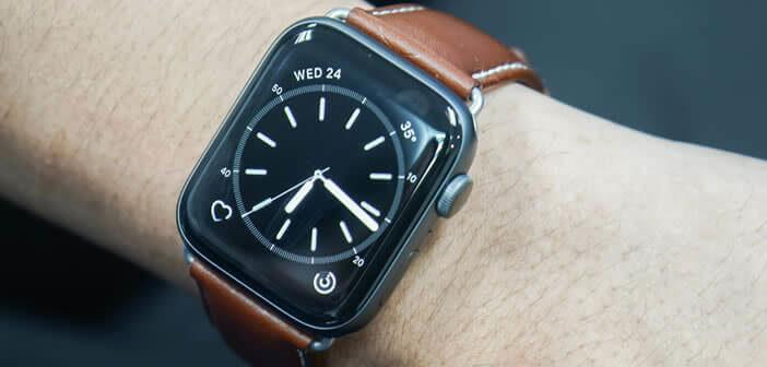 Supprimer le verrouillage de protection de l'Apple Watch