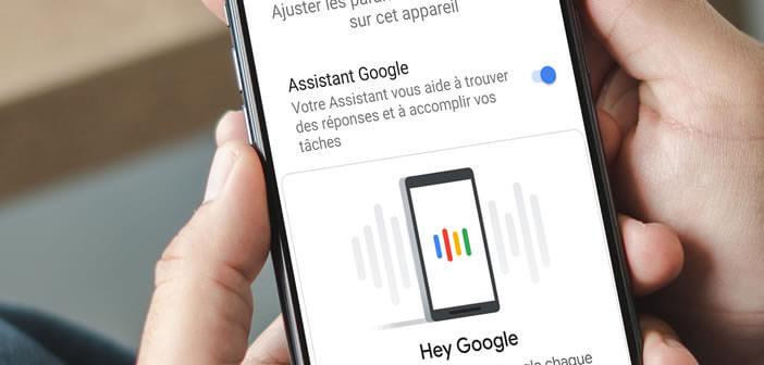 Bloquer temporairement le fonctionnement de Google Assistant sur votre téléphone