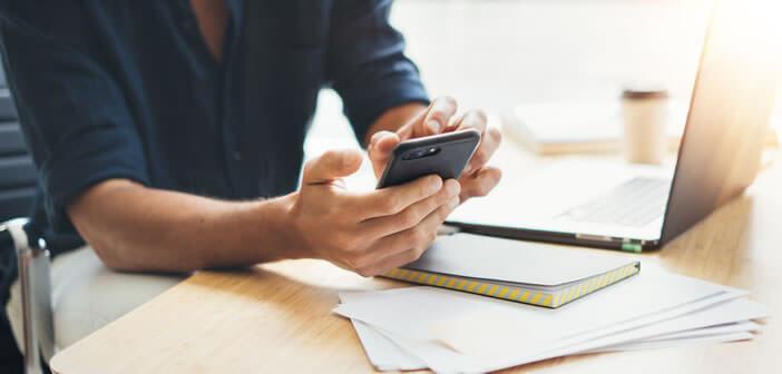 Placer vos contacts favoris dans un dossier Android