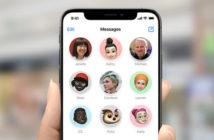 Epingler les fils de conversation en haut de l'appli iMessage