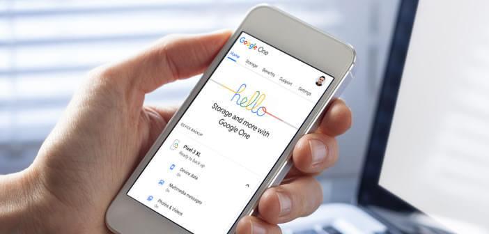 Google lance une déclinaison de son application de sauvegarde pour iPhone