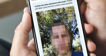 Recevoir par mail la photo de la personne qui tente de déverrouiller votre téléphone