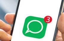 WhatsApp : définir une sonnerie personnalisée pour un contact