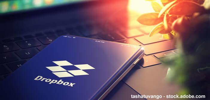 Sauvegarder les photos Facebook sur votre compte Dropbox