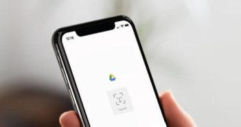 Ajouter l'authentification Face ID ou Touch ID sur Google Drive