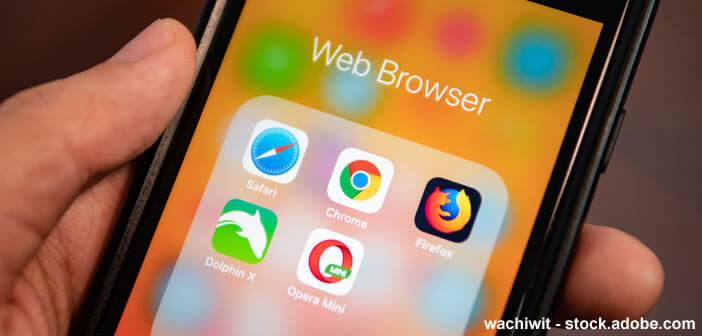 Configurer un nouveau navigateur par défaut sur votre iPhone