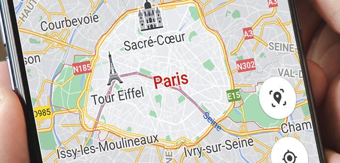 Guide complet sur la fonction Live View de Google Maps