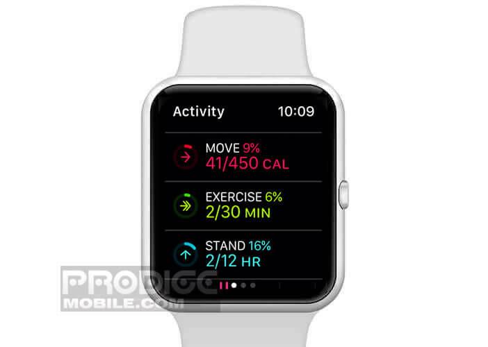 Mesurez-vous à vos amis à l'aide de votre Apple Watch