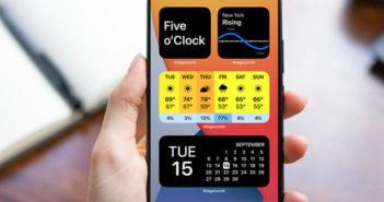 Widgetsmith l'outil de personnalisation de widgets pour l'iPhone