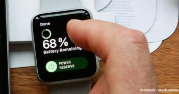 Surveiller les problèmes d'autonomie de la batterie de l'Apple Watch