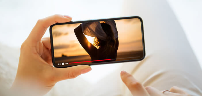 Forcer l'appli Netflix à afficher des films en HD