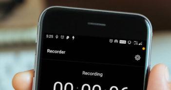Système permettant de détecter les applications utilisant la caméra ou le micro