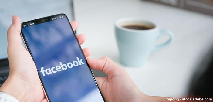 Procédure pour modifier le mot de passe de votre compte Facebook