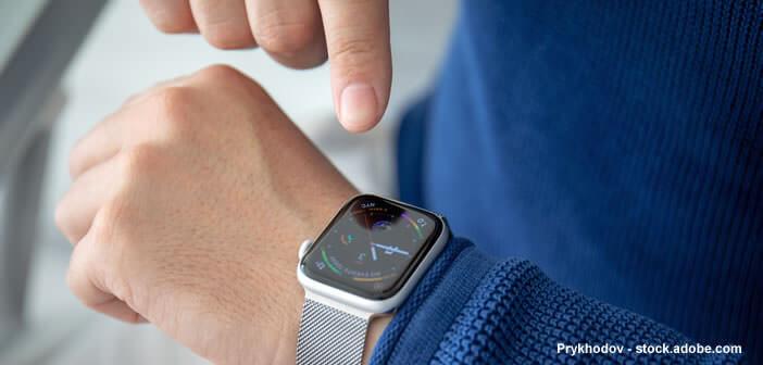 Méthode pour supprimer les apps d'une Apple Watch