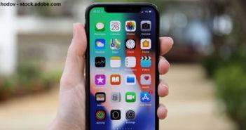 Masquer certaines pages de l'écran d'accueil de l'iPhone