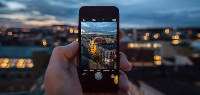 Modifier l'horodatage des photos prises par un iPhone