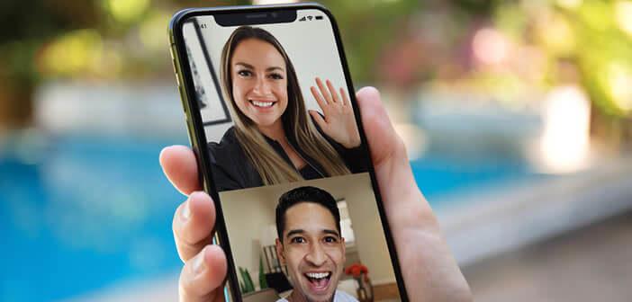 Comment lancer une conversation vidéo dans Tinder