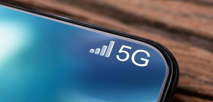 Comment réussir à connecter son smartphone au réseau 5G
