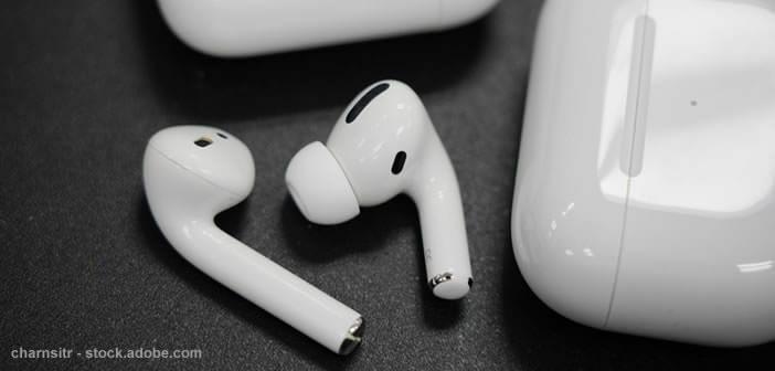 Détecter très facilement les contrefaçons d'AirPods d'Apple