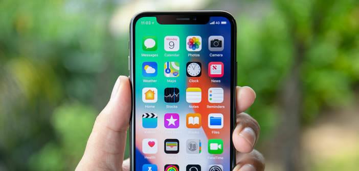 Retirer le nom des dossiers d'applications de l'iPhone