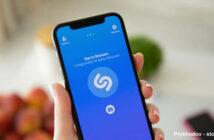 Ajouter le bouton Shazam au centre de contrôle de l'iPhone