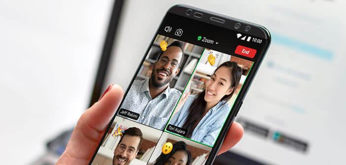 Webcam, Appels Audio et Vidéo entre amis