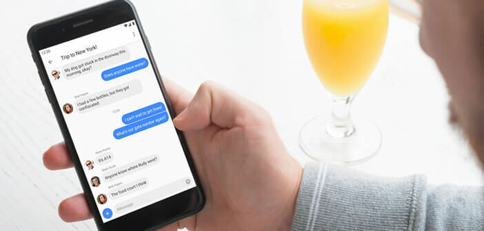 Se connecter à la messagerie iMessage d'Apple depuis un téléphone Android
