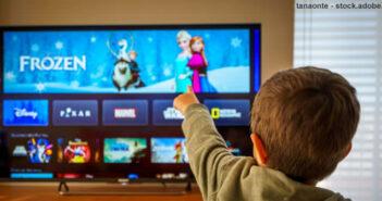Visionner les programmes de Disney Plus sur l'écran de sa télévision